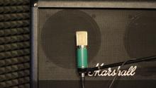 Gitar Amfi Mikrofonlamasında Mikrofon Seçimi