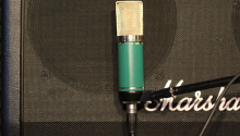 Gitar Mikrofonlama