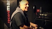 Türk Rap Müziğinin Önemli İsimlerinden, Tepki Recordman'de